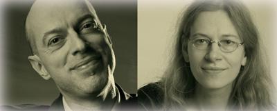 Jochen Faulhammer und Christine Schweitzer